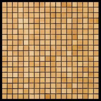 Мозаика из бамбука